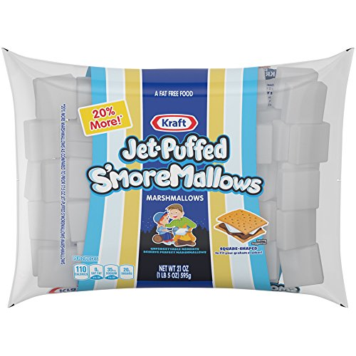 Jet Puffed S'more Mallows Marshmallows (21 oz