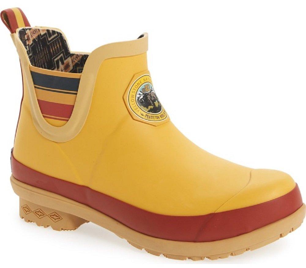Pendleton Women's Heritage Yellowstone National Park Chelsea Boot (9 B(M) US, Yellow)
