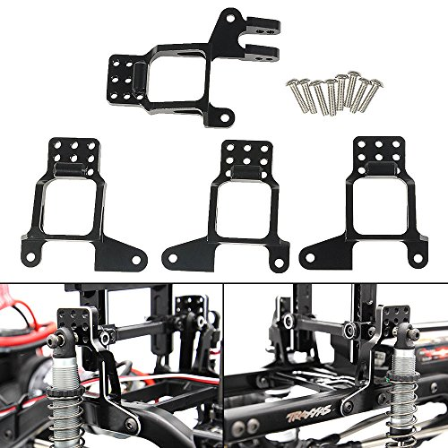 1/10 RC Aluminum Front/Rear Shock Tower Hoops Bracket Mount For TRAXXAS TRX-4