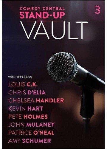 DVD : Chelsea Handler - Comedy Central Stand-up Vault #3 (Full Frame, Dolby, Widescreen, Subtitled, Sensormatic)