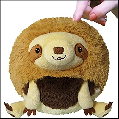 Wishpets Plush 14 Hipster Sloth with Sweater
