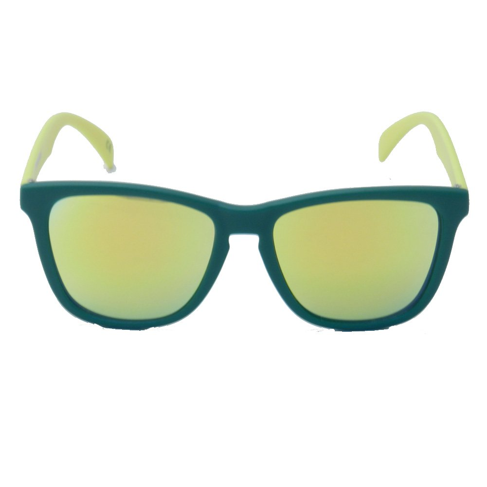 Gafas de Sol Knockaround Classic Premium Green and Yellow ...