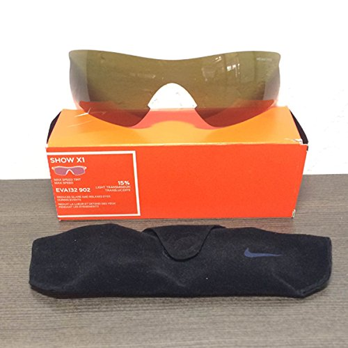 Nike Show X1 Sunglass Replacement Lenses - EVA130/EVA132 (Max Speed ()