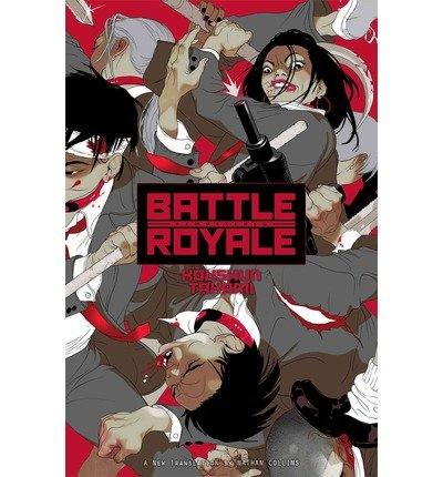 an analysis of the novel battle royal Battle royale has 43,347 ratings and 4,156 reviews the battle filed gets smaller everyday (3)(view spoiler) koushun takami ( takami k shun) is the author of the novel battle royale, originally published in japanese.