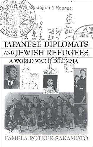 Japanese Diplomats and Jewish ...