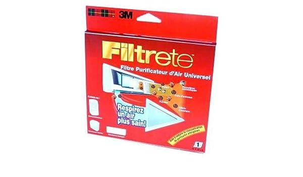 3 M 9098 Climatización Filtro Filtro Purificador para climatización: Amazon.es: Hogar