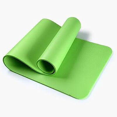 Thickening Tasteless élargissement non - Slip Mat Yoga Mat Fitness Yoga (8 couleurs en option) (10mm d'épaisseur)