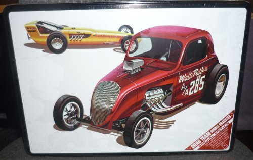 1/25 Double Dragster 2-N-1, Tin