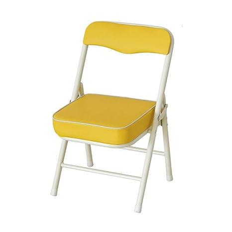 Amazon.com: GZJF ZDYI Silla plegable sillón hogar infantil ...
