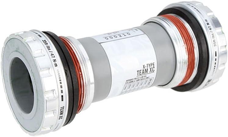 RaceFace Team XC X-Type External Bottom Bracket BSA 68//73mm BB Shell x 24mm