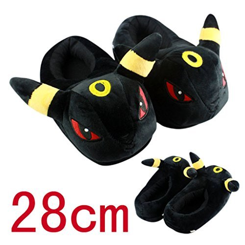 Amazon.com: Zapatillas Pikachu de estar por casa Pokemon slippers House slippers 28cm: Electronics