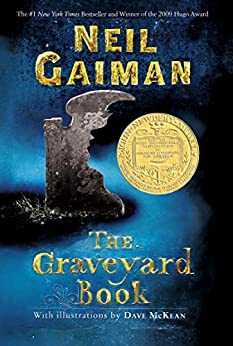 The Graveyard Book by [Gaiman, Neil, McKean, Dave]