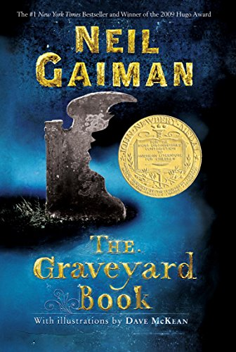 The Graveyard Book (Scary Middle School Halloween Stories)