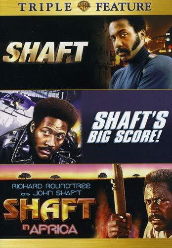 Shaft Collection (Shaft / Shaft's Big Score / Shaft in -