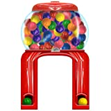 Gumball Machine Archway Standee Candy Party Prop