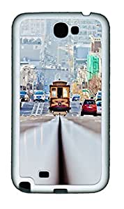 Samsung Note II Case I Ll Keep To Myself For A While He Thought TPU Custom Samsung Note 2 Case Cover White