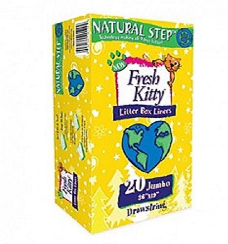 fresh-kitty-litter-box-liners-20-count-natural-step-drawstring