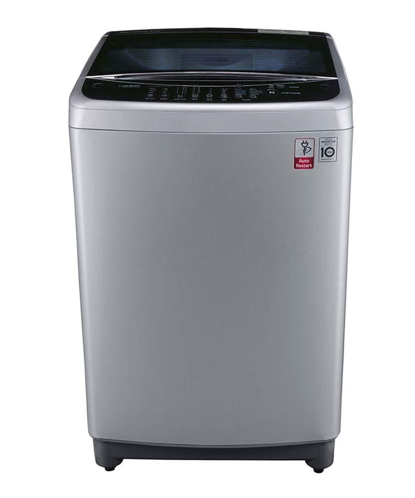 LG 8 kg Inverter Fully-Automatic Top Loading Washing Machine