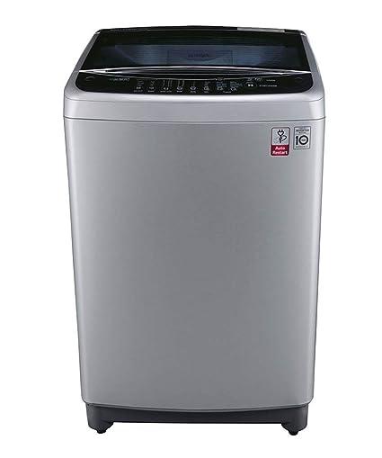 Best Top Loading Washing Machine >> Lg 8 Kg Inverter Fully Automatic Top Loading Washing Machine T9077nedl1 Free Silver