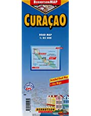 Country Map of Curacao by Berndtson Maps (2007-01-01)