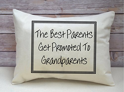 Pregnancy Reveal Announcement Pillow