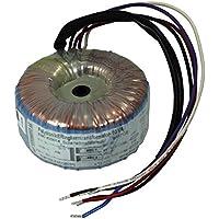 Transformador toroidal 50VA 230V -> 2x12V / 1x24V