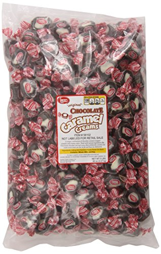 Goetze's Caramel Creams, Chocolate, 10 Pound ()