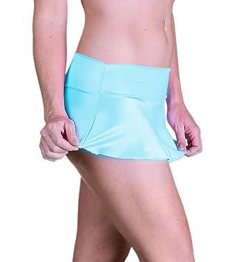 Mini skirt sexy dance