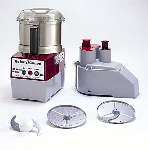 Robot Coupe R2NULTRA Combination Electric Food Processor by Robot Coupe