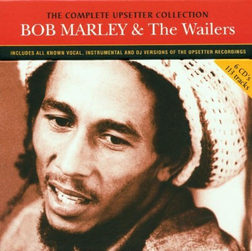Bob Marley & The Wailers - The Complete Upsetter Collection By Bob Marley And The Wailers (2000-03-14) - Zortam Music