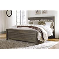 Birmingham Casual Brown California King Bed