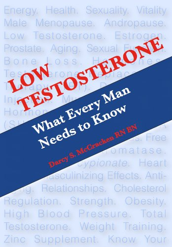 Low Testosterone What Every Needs ebook product image