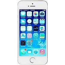 Apple Iphone 5s Prata Desbloqueado + 3 Brindes