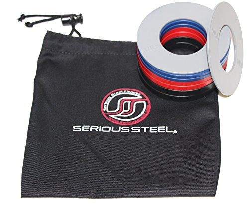 Serious Steel Fitness Fractional Plates (Complete Set)