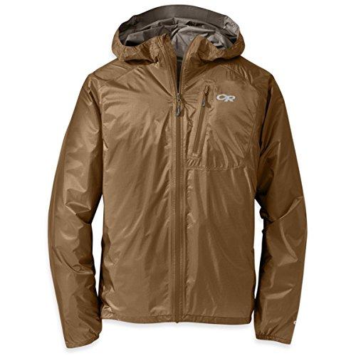 Outdoor Research Men's Helium II Jacket, Coyote, Medium