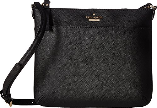 Kate Spade New York Women's Cameron Street Tenley Cross Body Bag, Black, One Size by Kate Spade New York