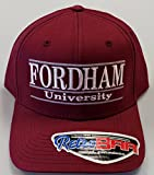 NEW! Fordham University Snap Back Hat 3D Embroidered Cap