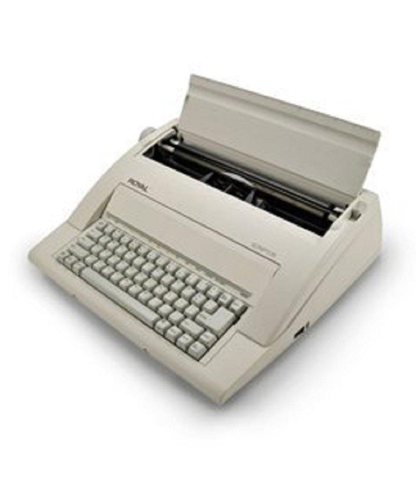 Royal Scriptor 13'' Portable Electronic Typewriter (69149V)