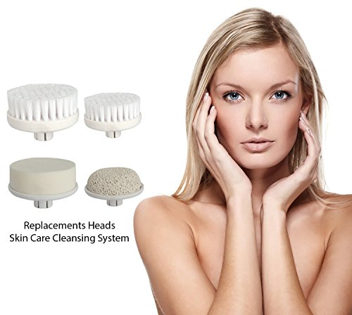 Youthful Advantage Skin Cleansing System Replacement Heads (Marketing Advantage)