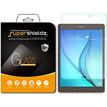 Amazon com: Mr Shield for Samsung Galaxy Tab A 8 0 Inch (2017) / (SM
