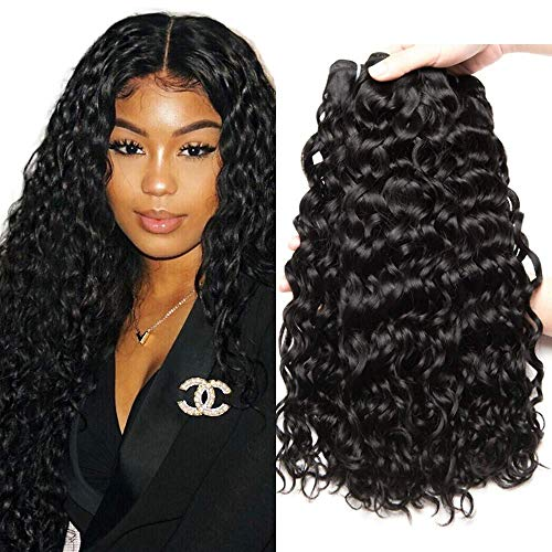 wigs buy Haarverlängerung, 10 12 12, Black#1B (Klassische Farbtöne)