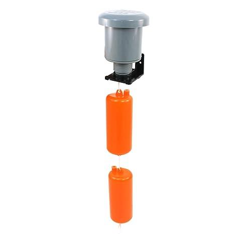 Sourcingmap - Ca 110-240v ny-321 tipo de control de nivel de líquido