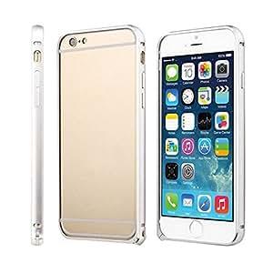 Pooqdo(TM) 1 Pc Slim Aluminium Metal Bumper Frame Cover Case for iPhone 6 4.7 Inch
