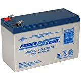 HR1234W 12 Volt 7 AmpH SLA Replacement Battery with F2 Terminal