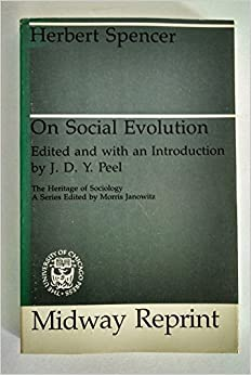 On Social Evolution (Heritage of Sociology Series)