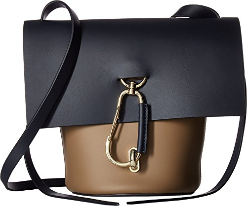 Designer Zac Posen (ZAC Zac Posen Women's Belay Cross Body Colorblock Bag, Navy, One Size)