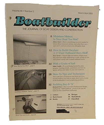 Used, Moisture Meters: Is Your Boat Too Wet? / How to Build for sale  Delivered anywhere in USA