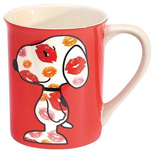 Department 56 Peanuts Mug, 4.5-Inch, Puppy (Department Mug)
