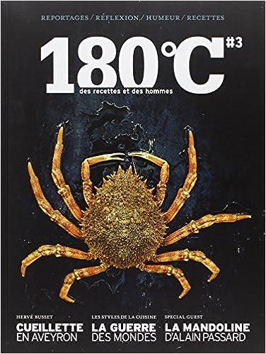180°C, N° 3, printemps-été 2014 :