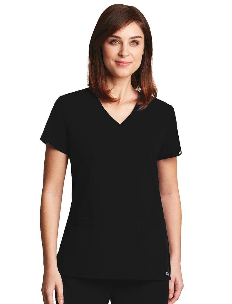 Grey's Anatomy SHIRT レディース B013IOIWBI 3L|ブラック ブラック 3L